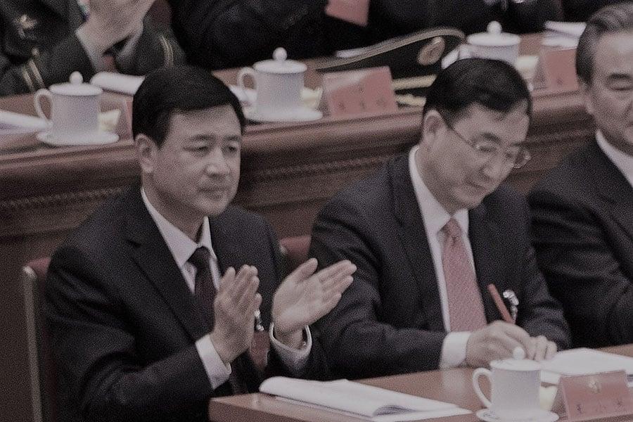公安部副部長王小洪是習近平的福建舊部。(NICOLAS ASFOURI/AFP/Getty Images)