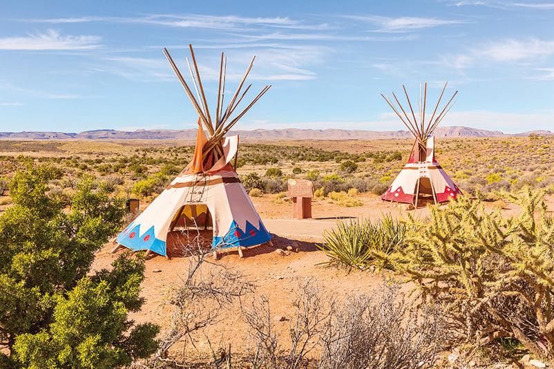 華萊派印第安人部落。
