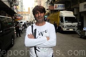 專訪正義印度男:面對不公港人應出聲