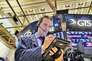 標普企業財報佳 美股卻反映風險