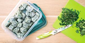 準備聰明食材下廚更簡單
