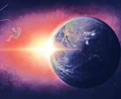無形能量挑戰人類太空夢