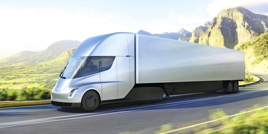 特斯拉電動卡車走俏  訂單已超200輛