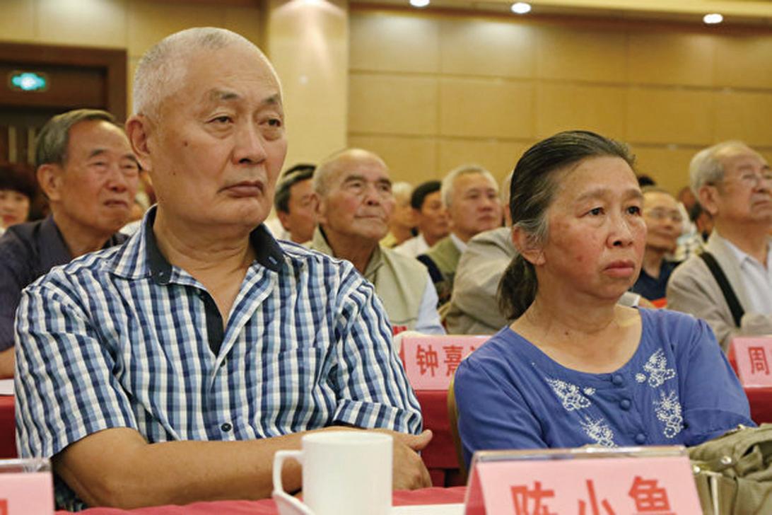 日前,中共已故元老陳毅之子陳小魯因病在海南突然去世。(大紀元資料室)