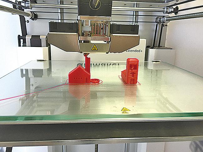研究者利用增強現實技術將3D打印和3D建模提升到一個新的水平。(Pixabay)
