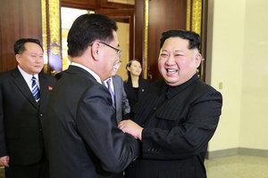 【新聞看點】北韓突變臉承諾無核化 中共尷尬