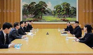 北韓願棄核與美韓對話 特朗普:等着瞧