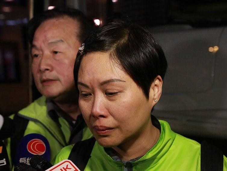「月薪車長大聯盟」召集人葉蔚琳,昨日接獲九巴的終止僱用通知。(大紀元資料圖片、網絡圖片)