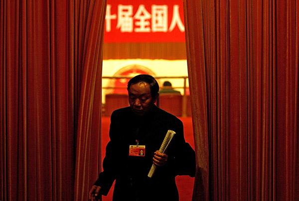 國務院總理李克強在2018年政府工作報告中繼續強化「中國製造2025」產業政策再引外界擔憂。(Getty Images)