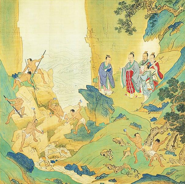 中國歷史正述 夏之壹---巍巍大夏