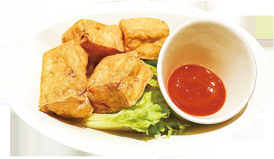 海山炸豆腐
