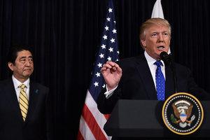 北韓棄核?特朗普:或是虛假希望 做兩手準備