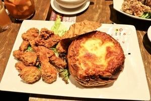 【米芝Gi周記】芝士迷必食溶岩芝士雞
