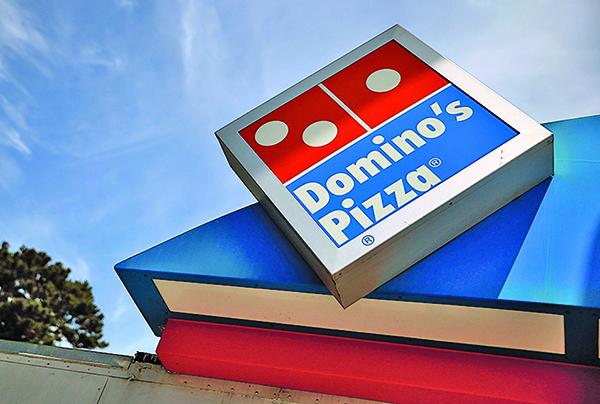 打敗必勝客達美樂躍居披薩龍頭