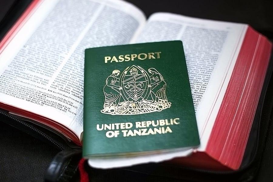 大多數伊斯蘭國家都使用綠色護照,因為他們的宗教色彩很重要。(Pixabay)