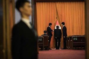 從中共人大主席團排名看高層人事安排
