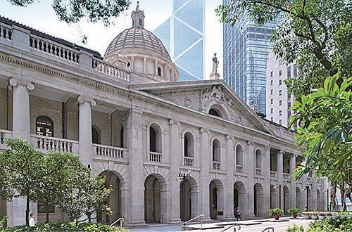 中共人大五次釋法,只有一次是按程序由香港終審法院提出。(政府新聞網)