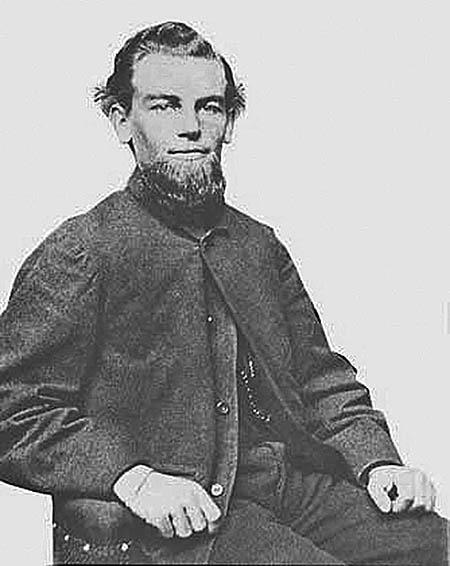 船長本傑明布里格斯。(維基百科)