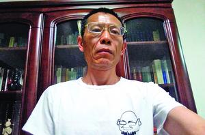 疑議修憲維權人士沈良慶被拘