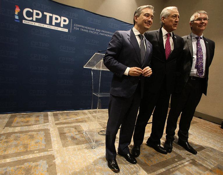 美退出TPP 11國8日簽CPTPP 最快年內生效