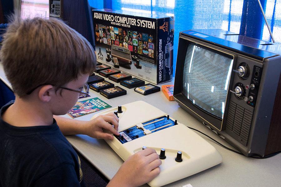 特朗普會電玩製造商 談暴力內容對兒童影響