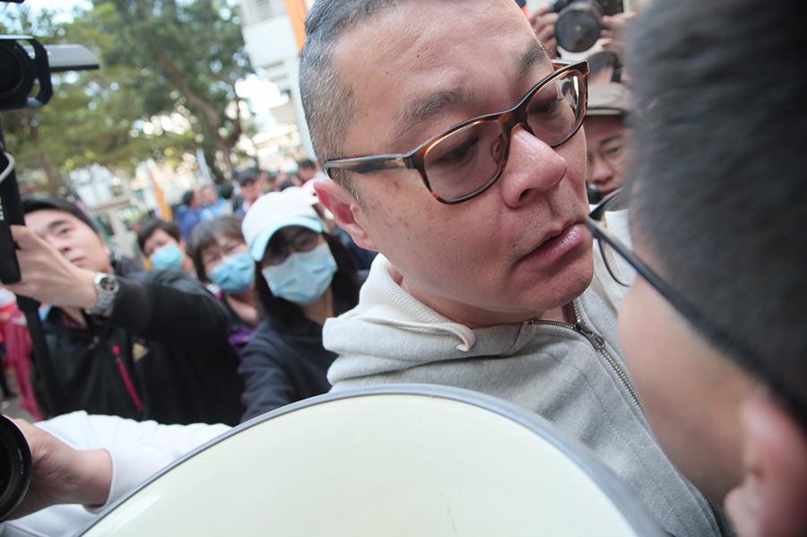 黃之鋒facebook圖片
