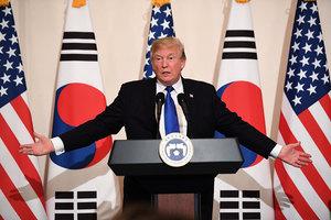 夏小強:史無前例 特朗普改變朝鮮半島遊戲規則