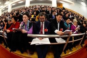 程曉容:誰投出了兩會的第一張反對票