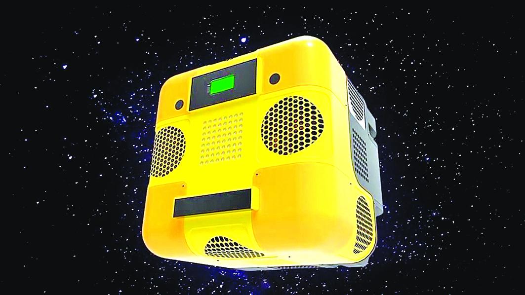 「宇航蜂」飛行機械人(Astrobee Robot)(NASA)