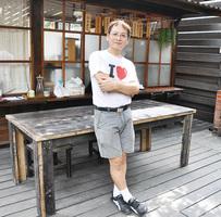 台灣木工達人詹姆士 用木工表達生活感念和美好追求