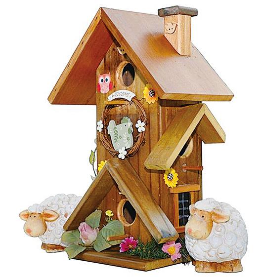 鳥公寓。(詹姆士提供)