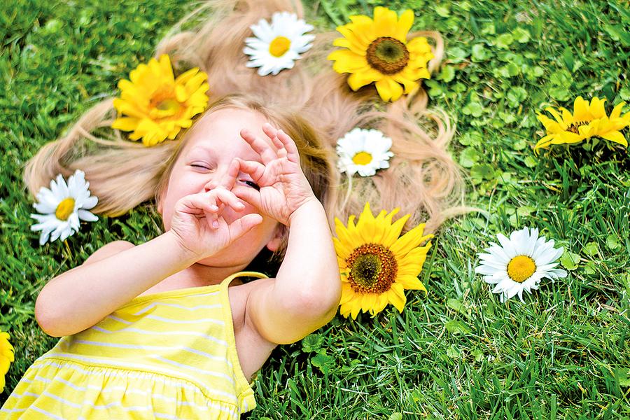戶外活動多 有益兒童視力