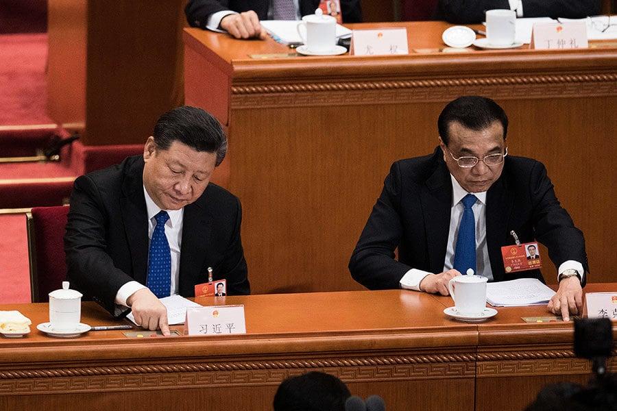 兩會審議國務院改組 有部委或被撤併