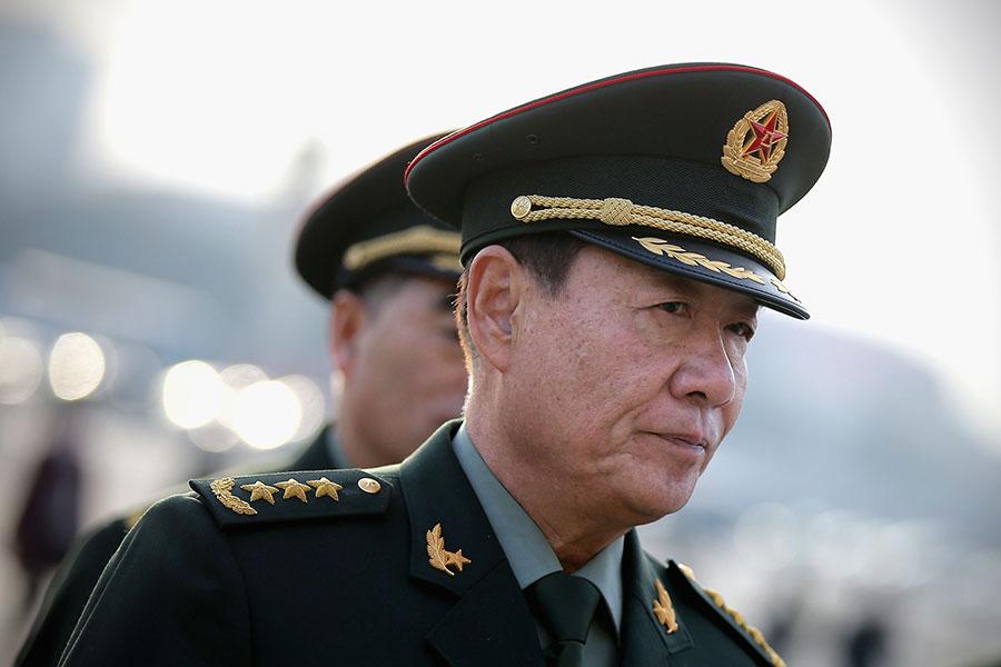 日前,北京政圈和海外部份社交媒體平台盛傳劉源該出任監察委主任。(Feng Li/Getty Images)
