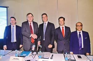 法外貿銀:中國海外併購續增長