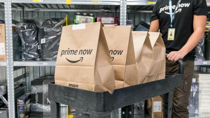 亞馬遜在舊金山推出 免費全食送達服務