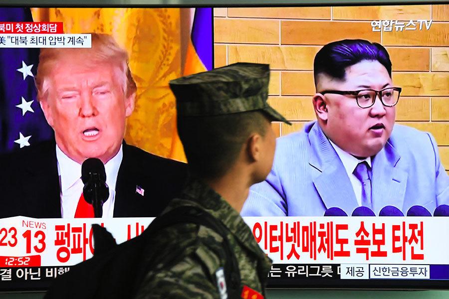 英媒:北韓對美朝對話噤聲 凸顯金正恩風險