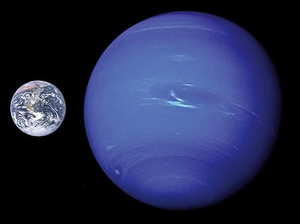海王星神秘風暴急速縮小 原因不明