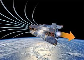 歐研發吸氣推進器 開啟低空衛星新紀元