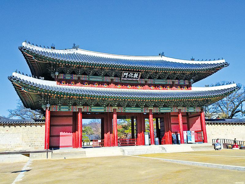 首爾的冬季之美(下)