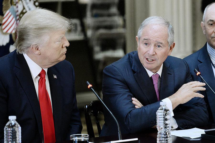 中美關係緊張之際 中投清空所有黑石股份