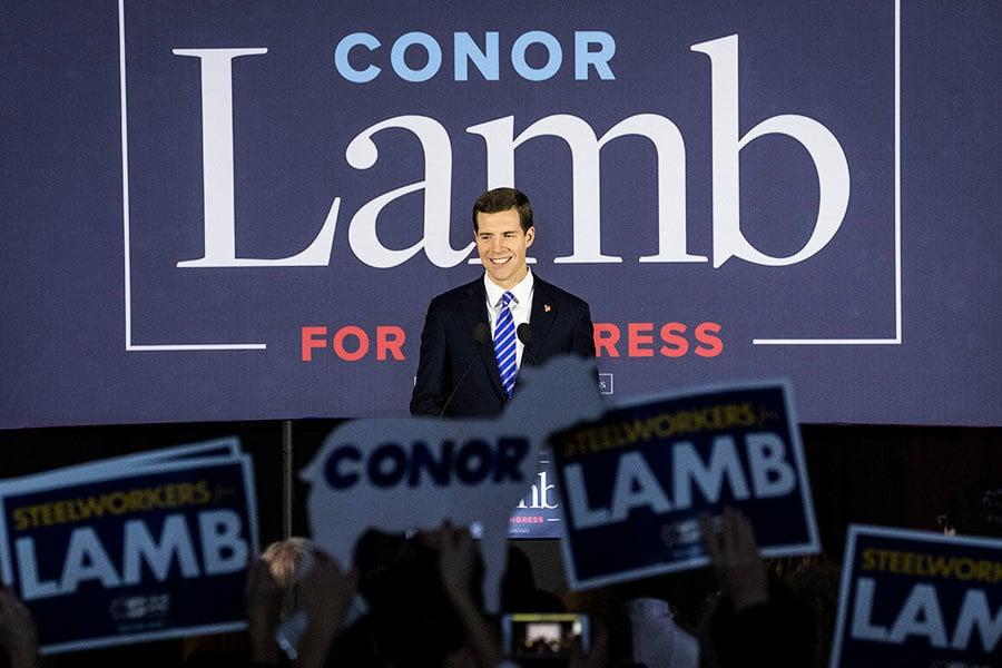 賓州眾議員補選陷膠著 民主黨人以0.3%險勝