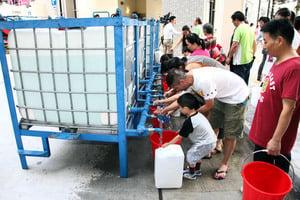 委員會交鉛水調查報告