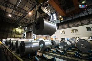 不再豁免歐加墨 美今日開始徵鋼鋁稅