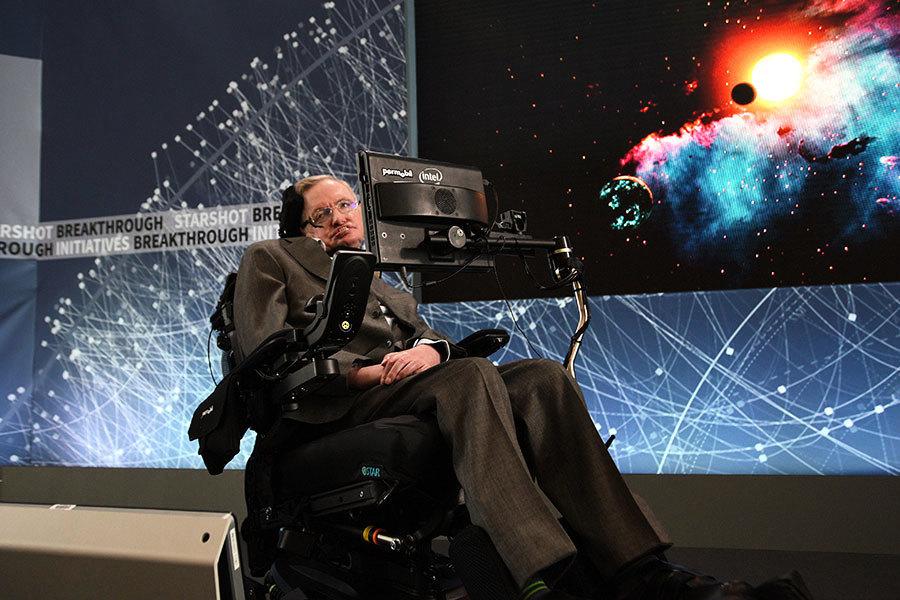 各界悼念霍金:他的決心和韌性激勵很多人