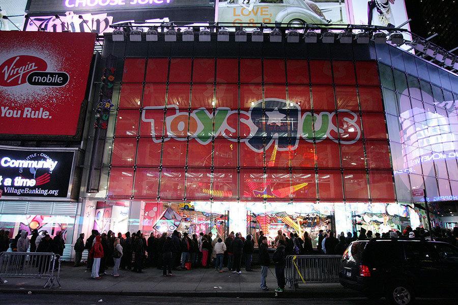 「玩具反斗城」將關閉美國全部門店