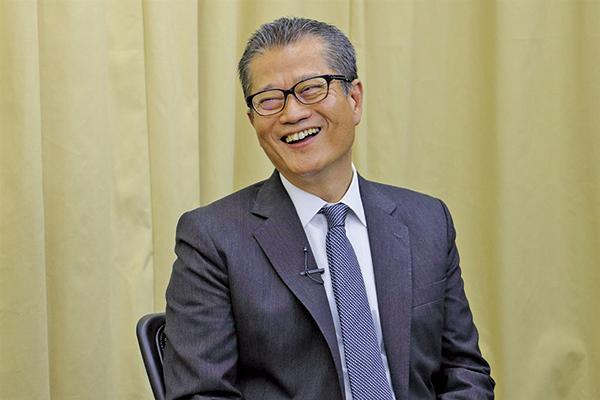 陳茂波稱考慮「空置稅」釋放空置單位