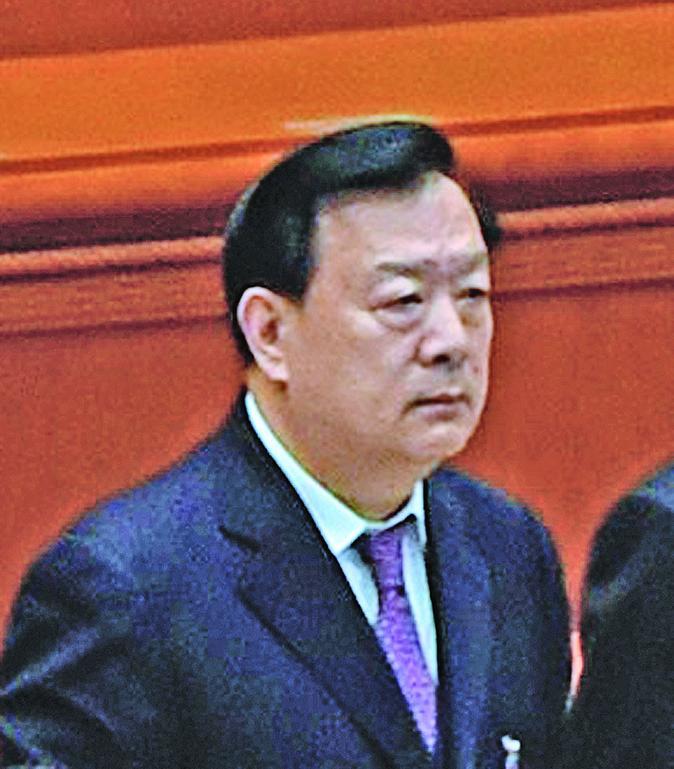 夏寶龍出任全國政協副主席兼秘書長。