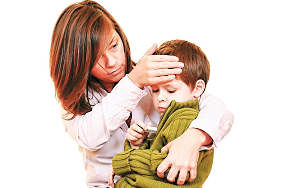 冬季是兒童感冒的高發季節,但是在日常的生活中,只要給孩子多一些關愛,就可以讓孩子少受病菌侵害。(Fotolia)
