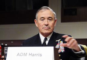 美軍太平洋司令:持續對台灣軍售